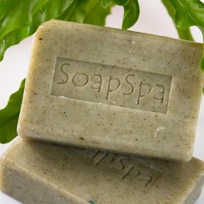 【SoapSpa】艾草平安皂 (3.9折)