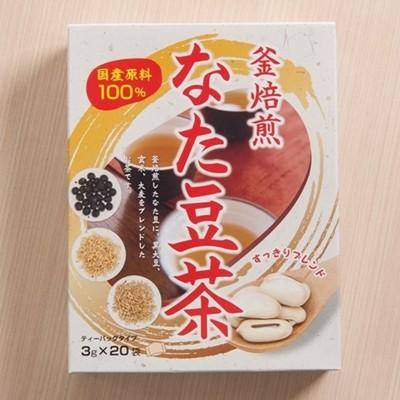 【日本原裝】好口氣刀豆茶(一盒20入) (7.8折)