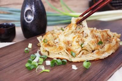 慕鈺華黃金蔥抓餅 (4.2折)