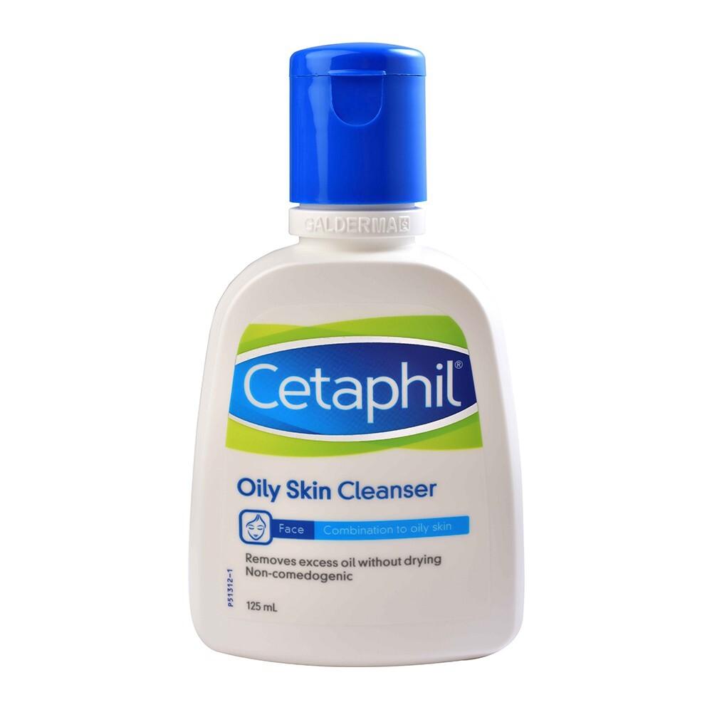 cetaphil 舒特膚油性肌膚專用潔膚乳125ml 官方直營