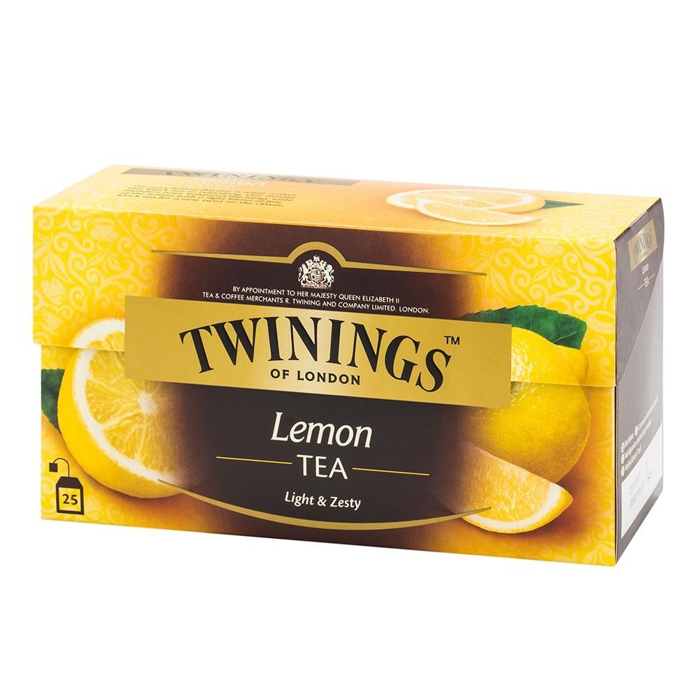 唐寧茶 twinings 檸檬茶(2gx25入茶包)官方直營