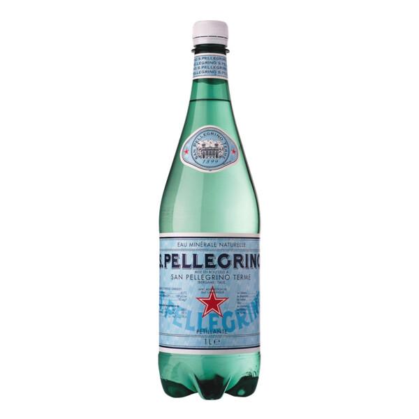 聖沛黎洛 天然氣泡礦泉水 s.p 瓶裝 (1000mlx12入) 箱購官方直營