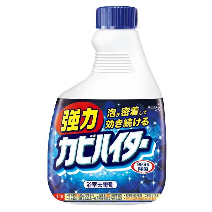 浴室魔術靈 日本原裝去霉劑 更替瓶 400mlx12入 箱購官方直營