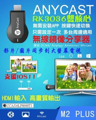 第二代 HDMI 無線影音傳輸器 RK3036雙核心 (4.5折)