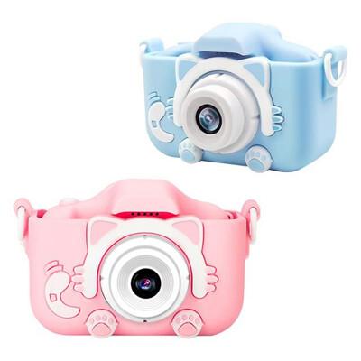迷你兒童趣味相機 兒童相機 兒童錄影機 兒童攝影機 兒童照相機 迷你玩具相機 兒童數位相機 (5折)