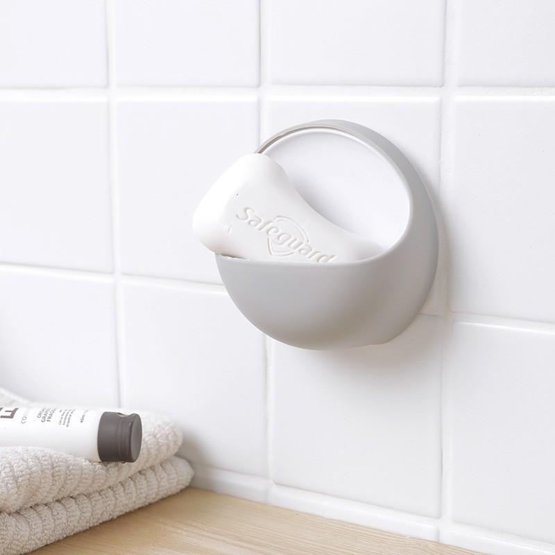 a-hung簡約吸盤肥皂盒 香皂盒 肥皂架 香皂架 浴室 廚房 水槽 海綿架 菜瓜布架 抹布架