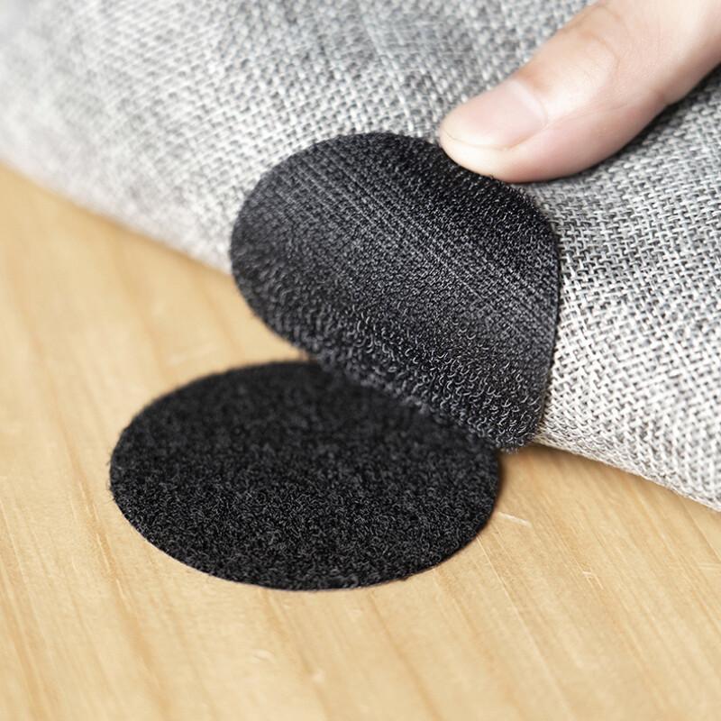 多用途魔鬼氈固定器 (5入) 地毯固定貼 地墊貼 地毯貼 防滑固定器 防滑固定貼