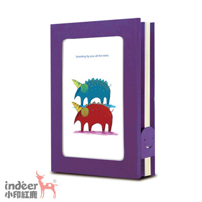 indeer小印紅鹿|專利相框小筆記|旅行小相框-法式香榭 (共13色) (5.7折)