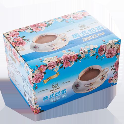 品皇咖啡 2in1英式奶茶 量販盒