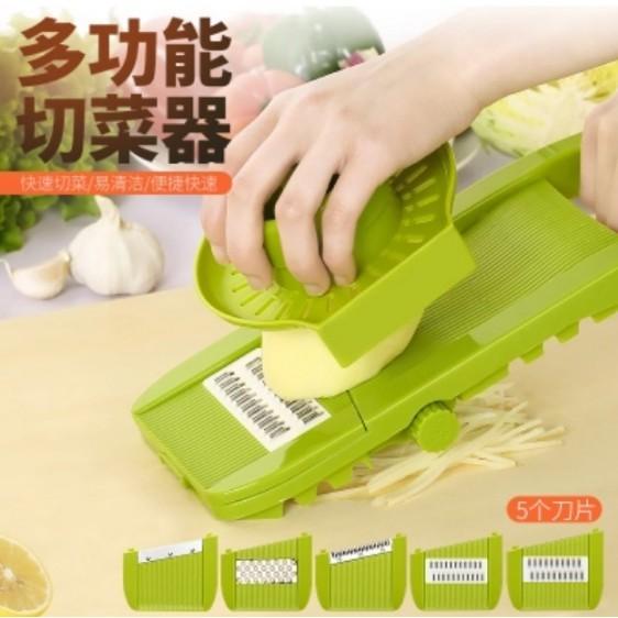 一件免運土豆絲 切絲 切片器 手動擦絲 刨絲器 多功能 家用 廚房小工具 切菜器 神器