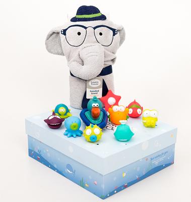 寶寶玩具 送禮佳品 盒裝套 多圖案選擇