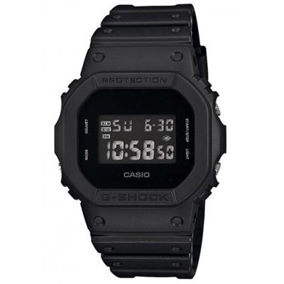 【CASIO】G-SHOCK 黑風時尚運動腕錶 (DW-5600BB-1) (8折)
