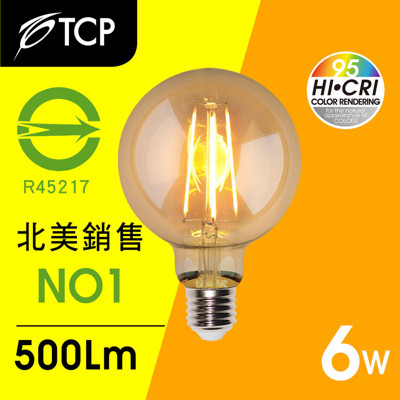 TCP RA95仿鎢絲型G95 LED (8折)