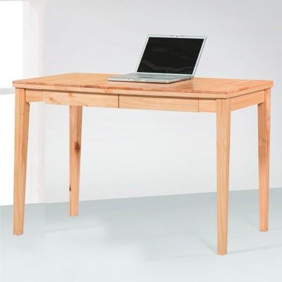 AS-原色風格4尺書桌-120×50×76cm (10折)