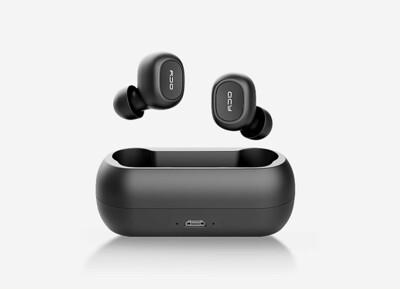 QCY-T1藍芽耳機 TWS藍牙【送原廠收納袋】QCY藍芽耳機 無線藍芽耳機 藍芽5.0 (6折)