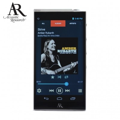 【Acoustic Research】無損音樂播放器M2 64GB (5折)