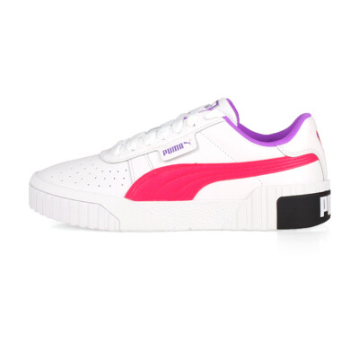 PUMA CALI CHASE WNS 女休閒運動鞋-慢跑 白桃紅紫 (7.9折)