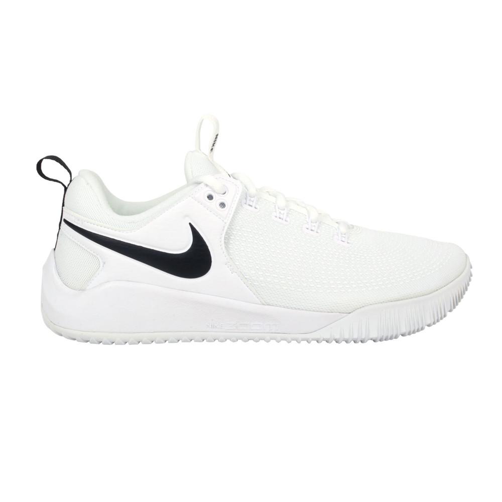 nike air zoom hyperace 2 男排球鞋-訓練 運動 白黑