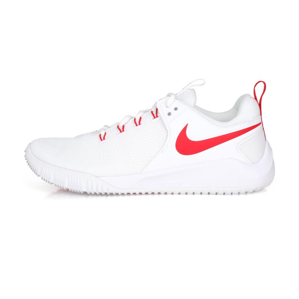 nike air zoom hyperace 2男排球鞋-訓練 氣墊 白紅