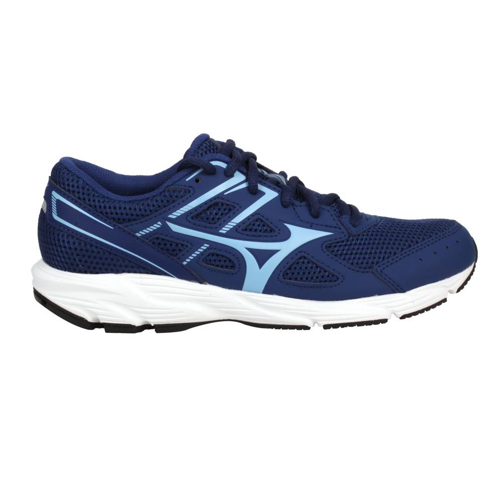 mizuno maximizer 23 女慢跑鞋-wide-寬楦 美津濃 藍水藍