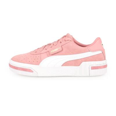PUMA CALI TAPED WNS 女復古休閒鞋-運動鞋 復古 珊瑚粉白 (7.9折)