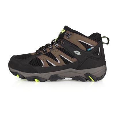 LOTTO 男防水戶外越野鞋-慢跑 登山 走路鞋 健行 黑軍綠灰 (8.8折)