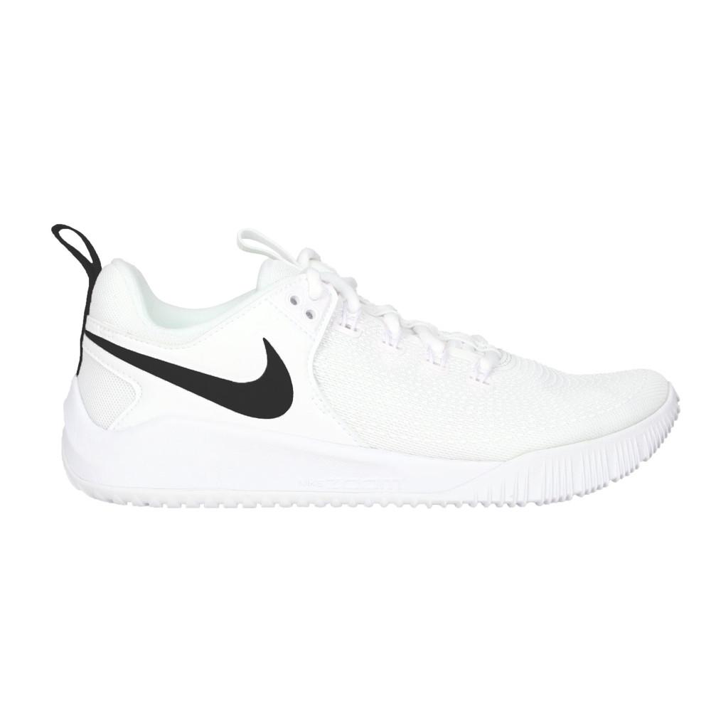 nike wmns zoom hyperace 2 女排球鞋-訓練 氣墊 白黑