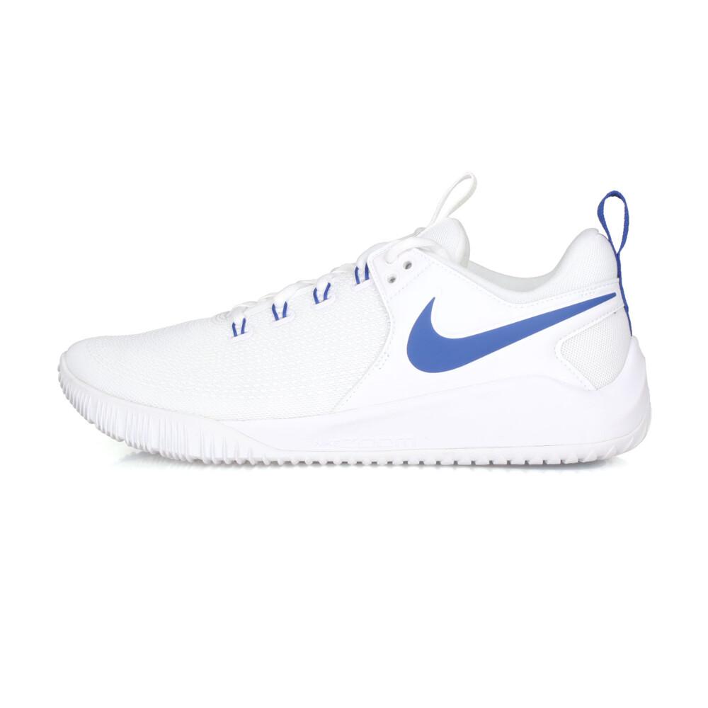 nike air zoom hyperace 2男排球鞋-訓練 氣墊 白藍
