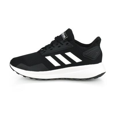 adidas duramo 9 k wide 男中童慢跑鞋-寬楦 運動鞋 愛迪達 黑白 (8.4折)