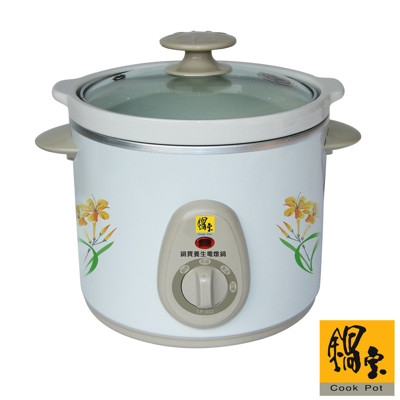 【鍋寶】2公升養生電燉鍋 SP-280 +鍋寶 超真空保溫瓶520ml (8.1折)
