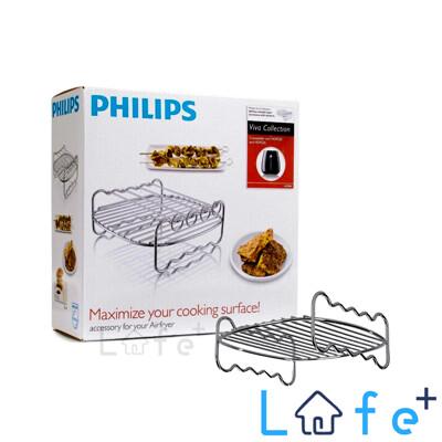原廠配件philips 飛利浦氣炸鍋 串燒烤架 hd9904 適用 hd9642 hd9240 (8.1折)
