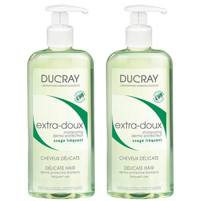 DUCRAY 護蕾 溫和保濕洗髮精基礎型 400ml (6折)