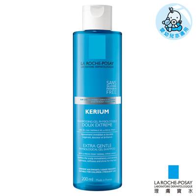 理膚寶水 敏感性頭皮溫和洗髮露 200ML (2019/05到期) (7.8折)