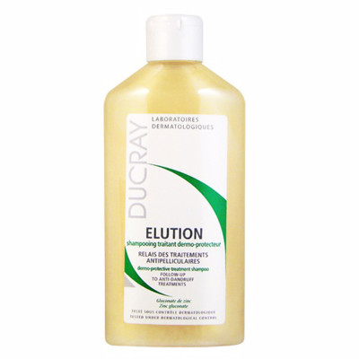 DUCRAY 護蕾 控油舒敏洗髮精基礎型 200ml (7折)