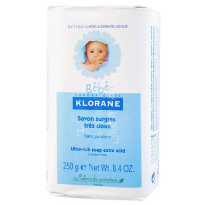 KLORANE 蔻蘿蘭寶寶保濕乳霜皂250g (2019/03到期) (4.4折)