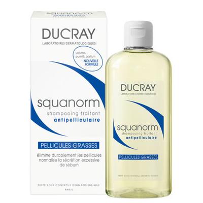 DUCRAY 護蕾 K油清屑洗髮精 200ml (公司貨外文標,2019/04到期) (7折)