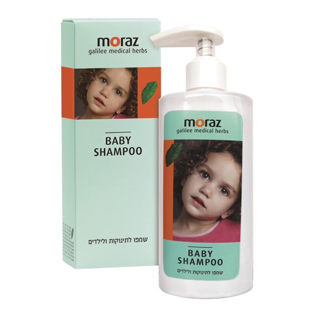 monaz茉娜姿 嬰兒植物精華洗髮精250ml