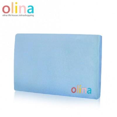 【olina母嬰生活舘】MIT記憶兒童側趴枕+-3M涼感枕套 (4折)