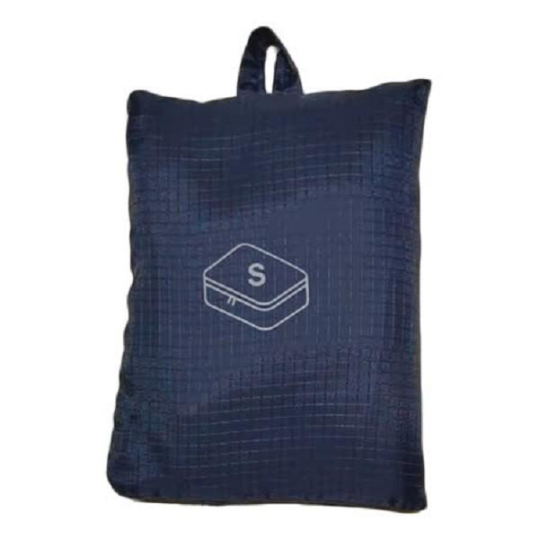 olina日系輕旅必備 防水收納袋(s)-深藍色