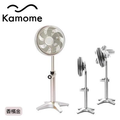 Kamome fan 極靜音金屬循環風扇(香檳金/太空銀) FKLS-251D (7.9折)