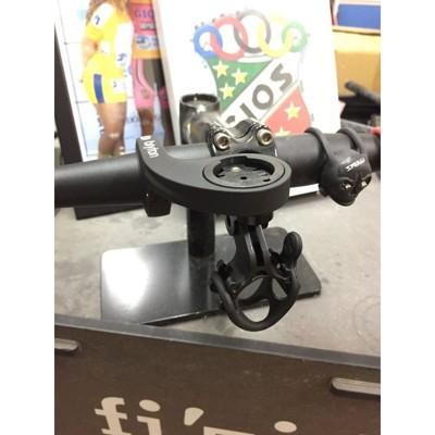 紀錄單車 GOPRO 攝影座+燈座 可搭配 BRYTON GARMIN 原廠碼錶延伸座 都可用 - (10折)