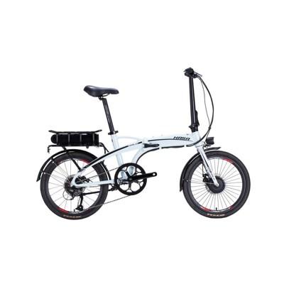 "紀錄單車 HASA 14""電動輔助摺疊車HALO 前輪驅動電機 電動車 電動自行 36V/200W (10折)"