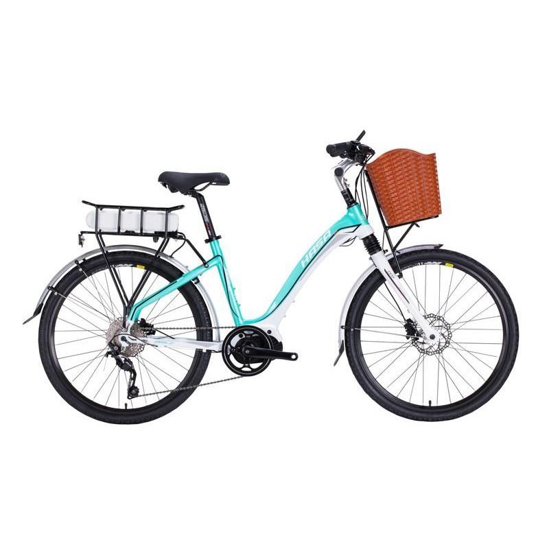 紀錄單車 hasa 26吋電動城市車 電動輔助車 gile/ bafang mm g360 200w