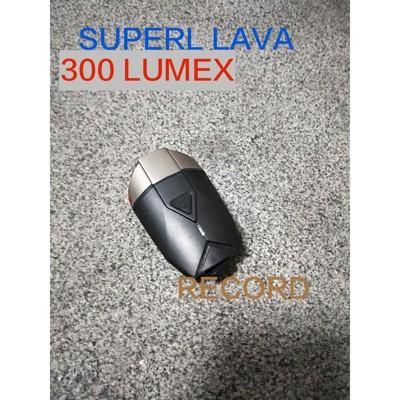 紀錄單車 SUPER LAVA 3瓦 300流明 頭燈(USB充電)附gopro座 頭燈座 (10折)