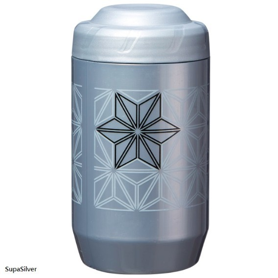 supacaz asanoha stasher 自行車專業工具罐 硬殼 銀 自行車 公路車 工具罐