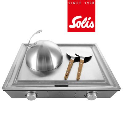 瑞士Solis專業鐵板燒機KHP-795T-綠恩家enegreen (5.4折)