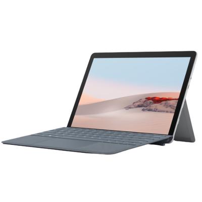 微軟surface go 2 10.5吋平板8g/128g ssd/w10s(含原廠黑色鍵盤) (9.5折)