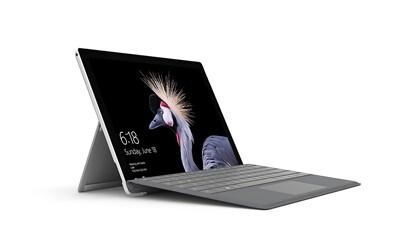 【微軟】 Surface Pro CM-SP i5/4G/128G/W10Pro (含原廠黑色鍵盤) (6.3折)