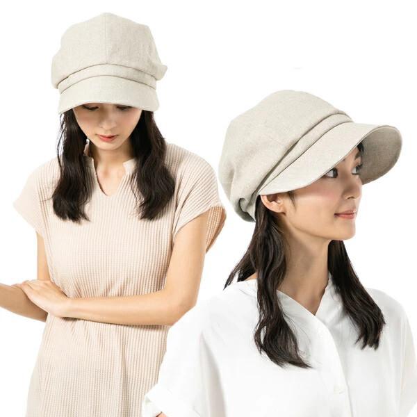 日本 queenhead 抗uv360度帥氣小顏防曬帽經典款8022米色