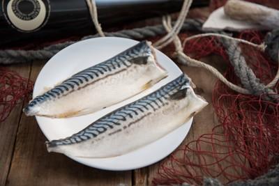 挪威鮮嫩薄鹽鯖魚片170克 (4.2折)